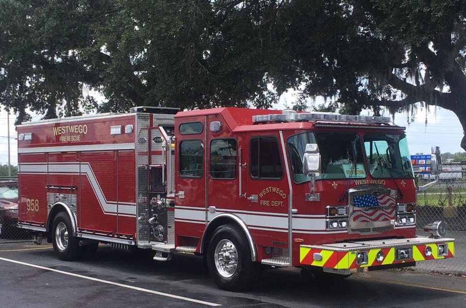 Fire Station 91 Truck
